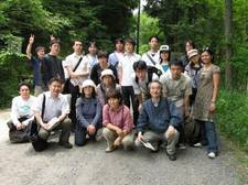 Members of Harashina Lab